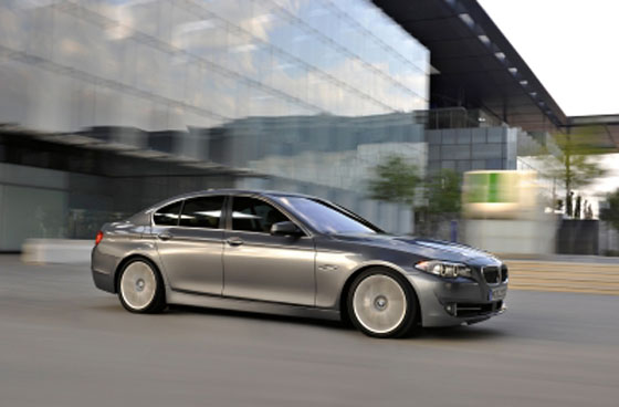 The 2011 BMW 5 Series: A Sell-Out featured image large thumb2