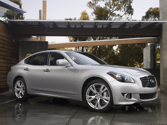 2011 Infiniti M37 - New Car Review featured image large thumb0