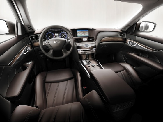 2011 Infiniti M37 - New Car Review featured image large thumb13