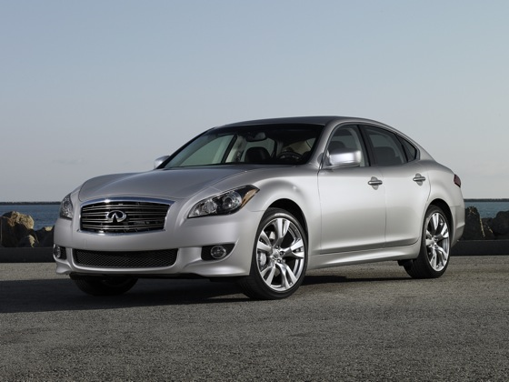 2011 Infiniti M37 - New Car Review featured image large thumb5