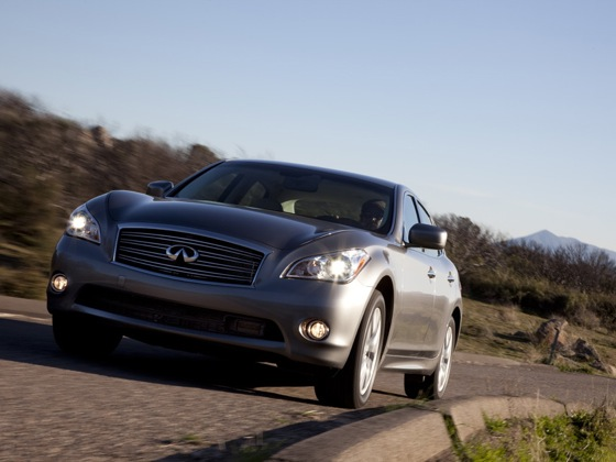 2011 Infiniti M37 - New Car Review featured image large thumb8