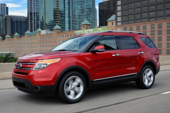 2011 Ford Explorer: The SUV Strikes Back featured image large thumb0