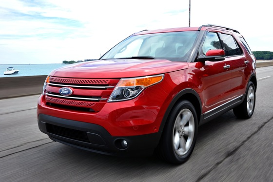2011 Ford Explorer: The SUV Strikes Back featured image large thumb1
