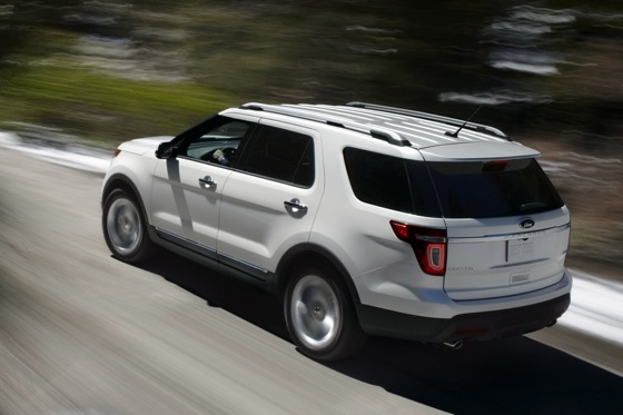 2011 Ford Explorer: The SUV Strikes Back featured image large thumb10