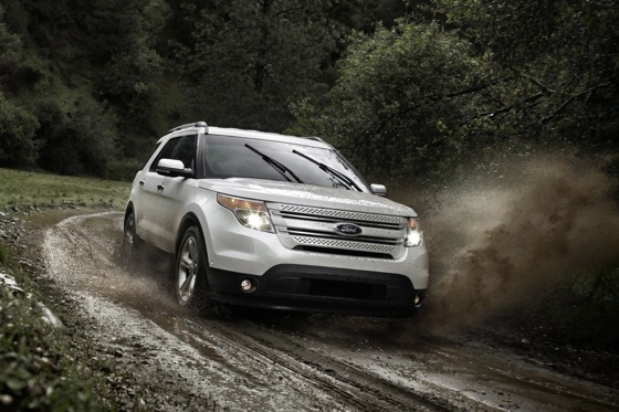 2011 Ford Explorer: The SUV Strikes Back featured image large thumb13