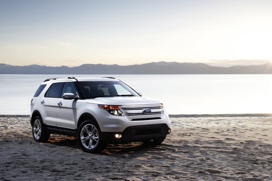 2011 Ford Explorer: The SUV Strikes Back featured image large thumb14