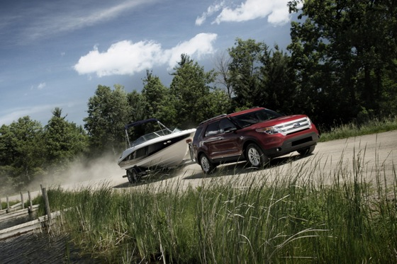 2011 Ford Explorer: The SUV Strikes Back featured image large thumb16