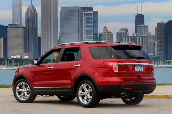 2011 Ford Explorer: The SUV Strikes Back featured image large thumb2