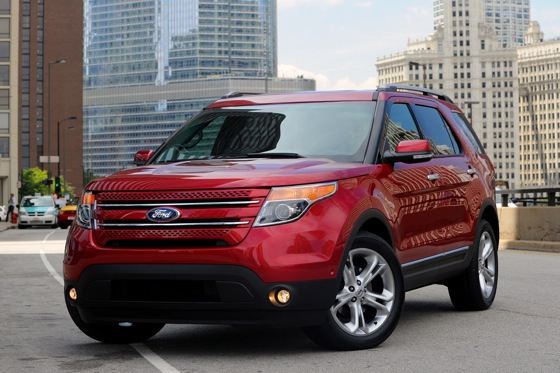 2011 Ford Explorer: The SUV Strikes Back featured image large thumb3