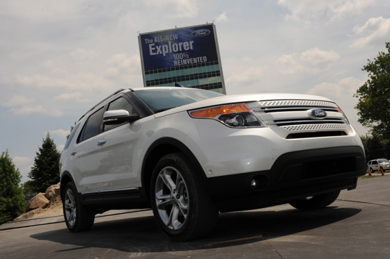 2011 Ford Explorer: The SUV Strikes Back featured image large thumb4