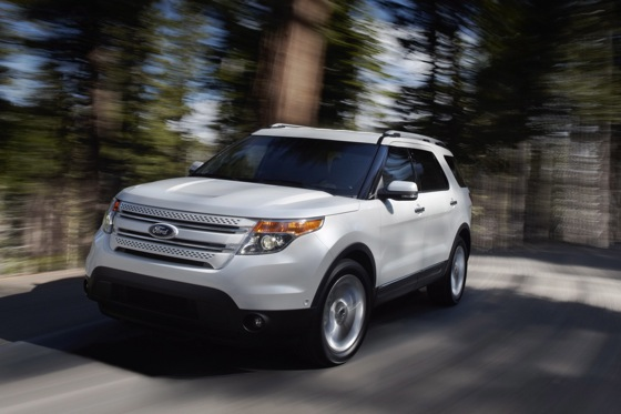 2011 Ford Explorer: The SUV Strikes Back featured image large thumb6