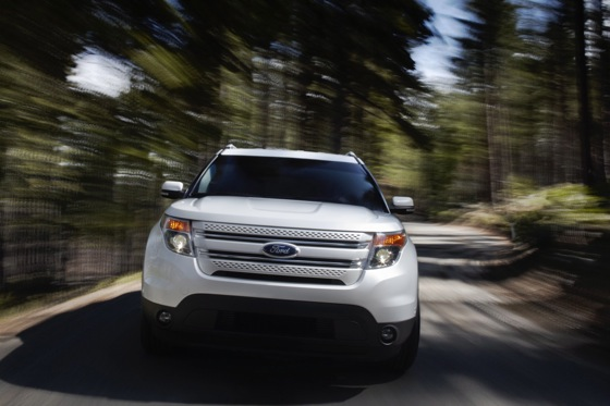 2011 Ford Explorer: The SUV Strikes Back featured image large thumb7