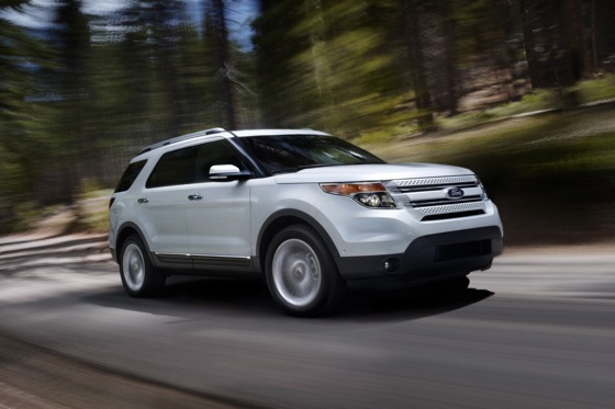 2011 Ford Explorer: The SUV Strikes Back featured image large thumb8