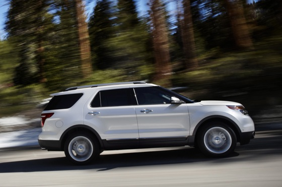2011 Ford Explorer: The SUV Strikes Back featured image large thumb9