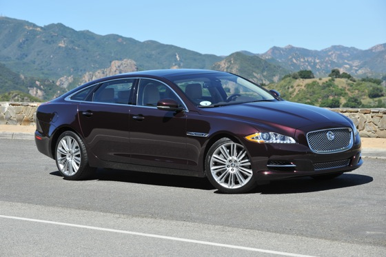 2011 Jaguar XJ - New Car Review featured image large thumb0