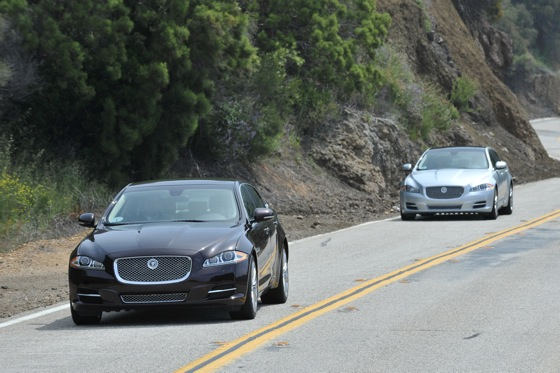 2011 Jaguar XJ - New Car Review featured image large thumb2