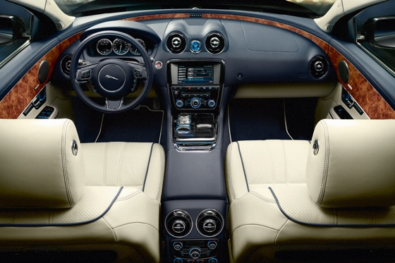 2011 Jaguar XJ - New Car Review featured image large thumb36