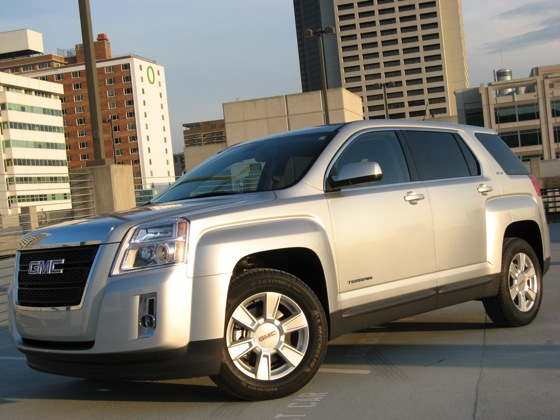 2010 GMC Terrain - New Car Review featured image large thumb0