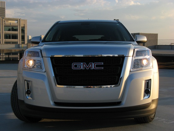 2010 GMC Terrain - New Car Review featured image large thumb1
