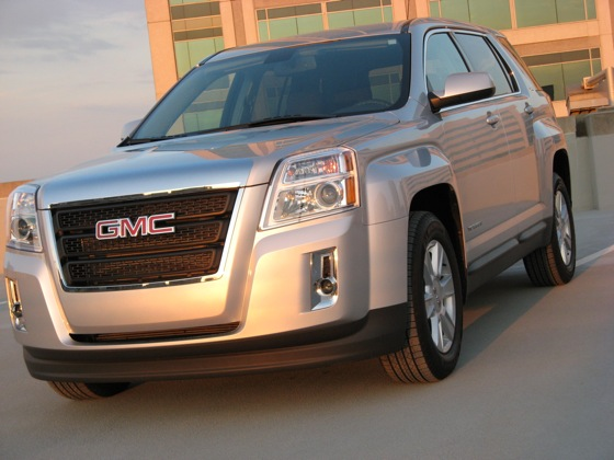 2010 GMC Terrain - New Car Review featured image large thumb10