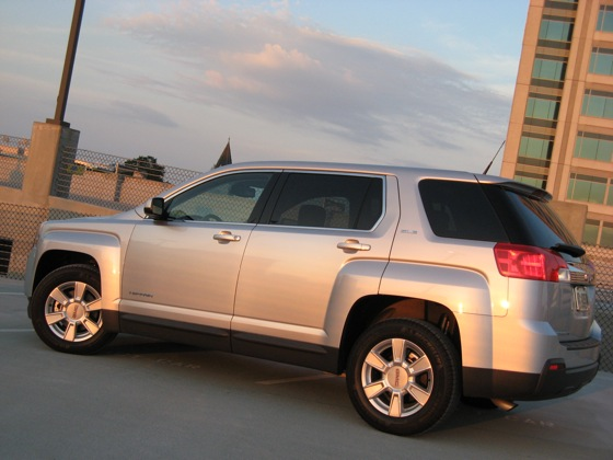 2010 GMC Terrain - New Car Review featured image large thumb11
