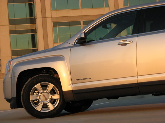 2010 GMC Terrain - New Car Review featured image large thumb12