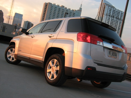 2010 GMC Terrain - New Car Review featured image large thumb13