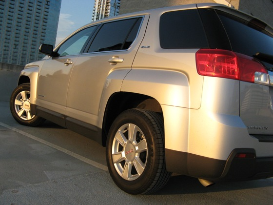 2010 GMC Terrain - New Car Review featured image large thumb14