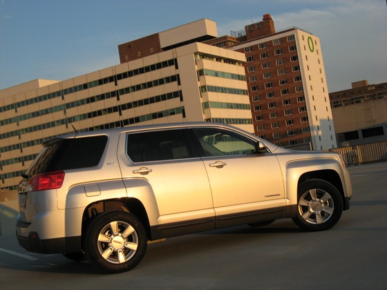 2010 GMC Terrain - New Car Review featured image large thumb15