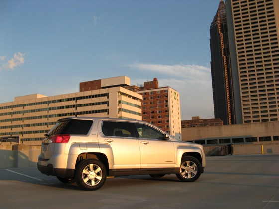 2010 GMC Terrain - New Car Review featured image large thumb16