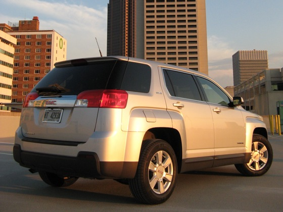 2010 GMC Terrain - New Car Review featured image large thumb17