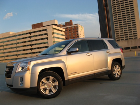 2010 GMC Terrain - New Car Review featured image large thumb18