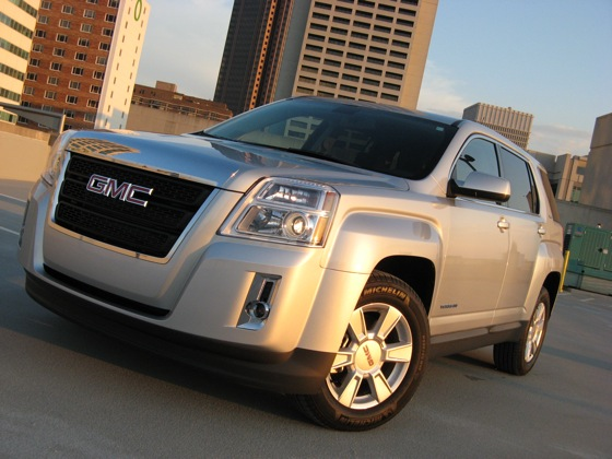 2010 GMC Terrain - New Car Review featured image large thumb19