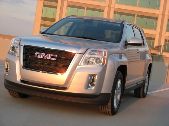 2010 GMC Terrain - New Car Review featured image large thumb21
