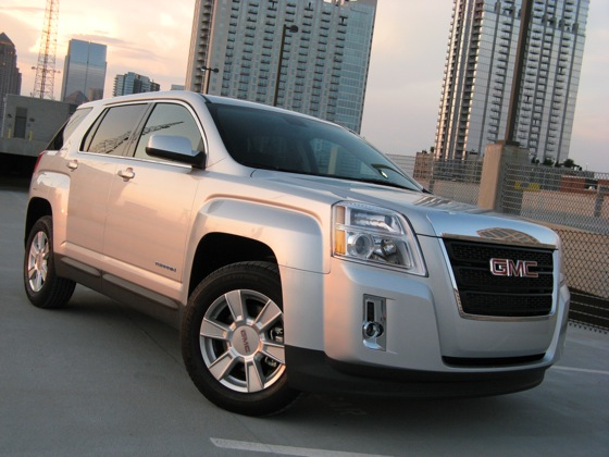 2010 GMC Terrain - New Car Review featured image large thumb22
