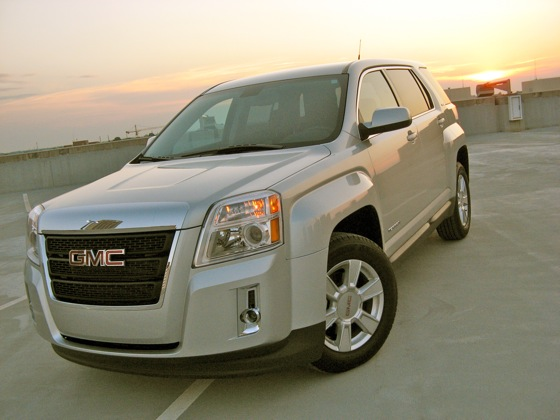 2010 GMC Terrain - New Car Review featured image large thumb23