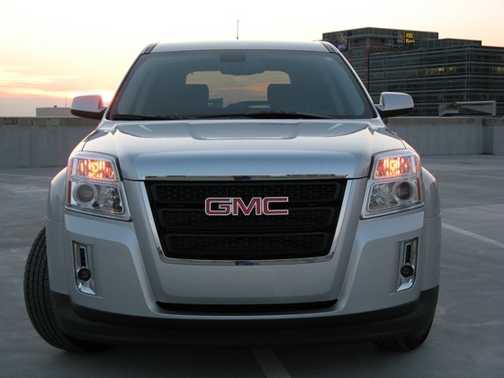2010 GMC Terrain - New Car Review featured image large thumb24