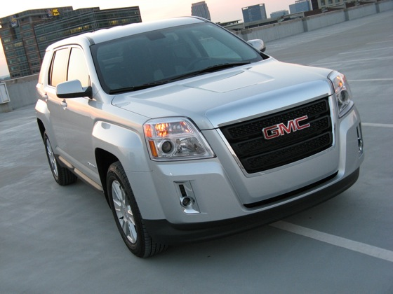 2010 GMC Terrain - New Car Review featured image large thumb25