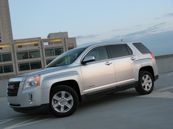 2010 GMC Terrain - New Car Review featured image large thumb26