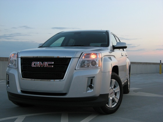 2010 GMC Terrain - New Car Review featured image large thumb27
