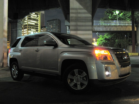 2010 GMC Terrain - New Car Review featured image large thumb28