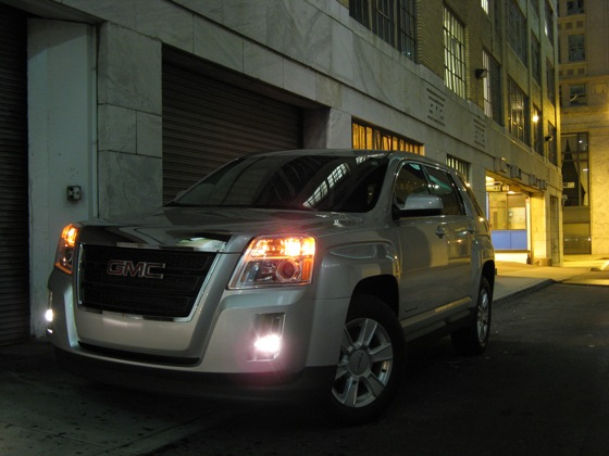 2010 GMC Terrain - New Car Review featured image large thumb29