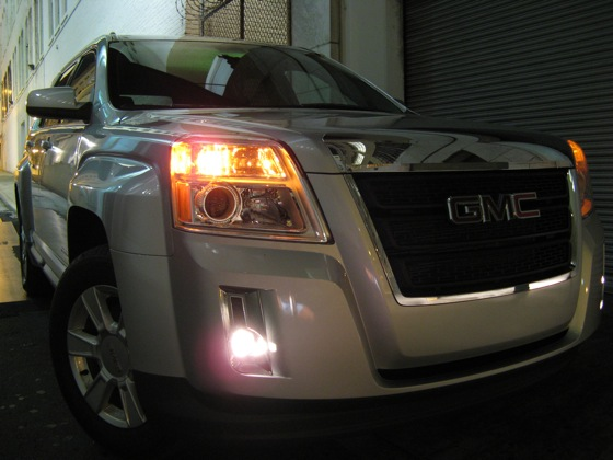 2010 GMC Terrain - New Car Review featured image large thumb30
