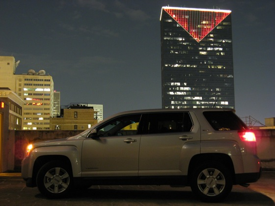 2010 GMC Terrain - New Car Review featured image large thumb31