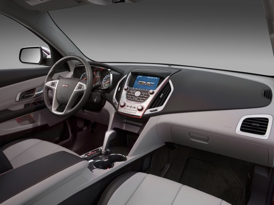 2010 GMC Terrain - New Car Review featured image large thumb32