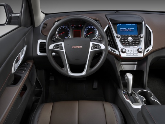 2010 GMC Terrain - New Car Review featured image large thumb33