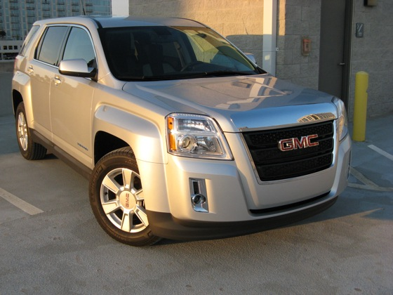 2010 GMC Terrain - New Car Review featured image large thumb4