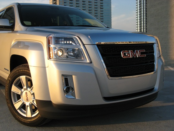 2010 GMC Terrain - New Car Review featured image large thumb5