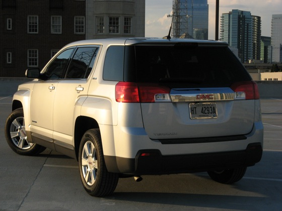 2010 GMC Terrain - New Car Review featured image large thumb6