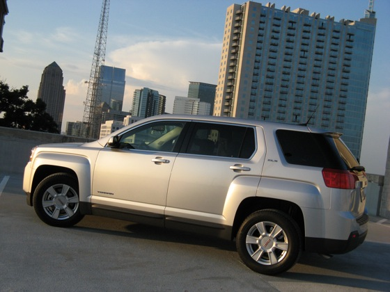 2010 GMC Terrain - New Car Review featured image large thumb7